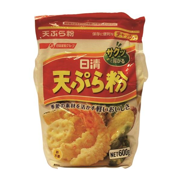 harina de tempura: