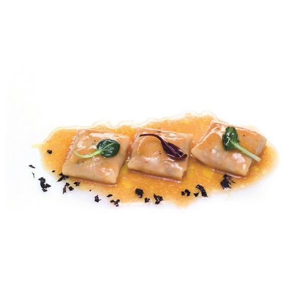 Platos de cocina artesanos quinta gama raviolis de - Cocina quinta gama ...